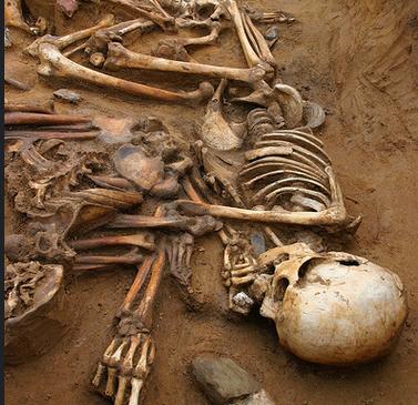 На Ставрополье найдены человеческие останки