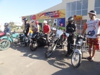 УГИБДД по Ставропольскому краю организовало мотопробег