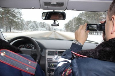 70 автохамов выявил спецвзвод ГИБДД в Кисловодске