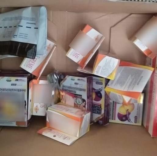 На Ставрополье изъяли крупную партию запрещенных препаратов