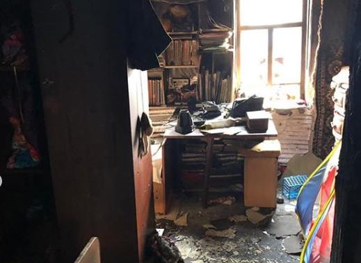По факту гибели девочки-инвалида в пожаре на Ставрополье возбуждено дело