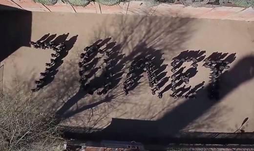 Ставропольские заключенные устроят флешмоб Победы