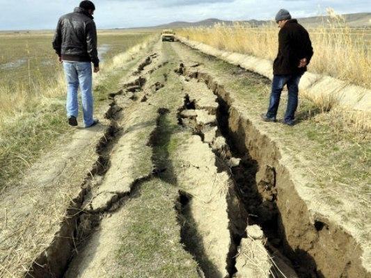 На Ставрополье произошло еле ощутимое землетрясение
