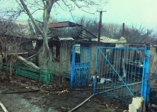 Двое погибли при пожаре вблизи Ставрополя