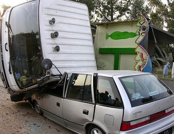 На федеральной трассе Ставрополь-Невинномысск произошло ДТП с летальным исходом