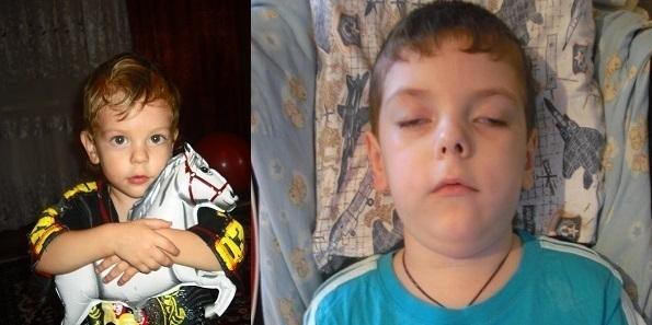 Диме Воронову нужны средства на очередной курс лечения