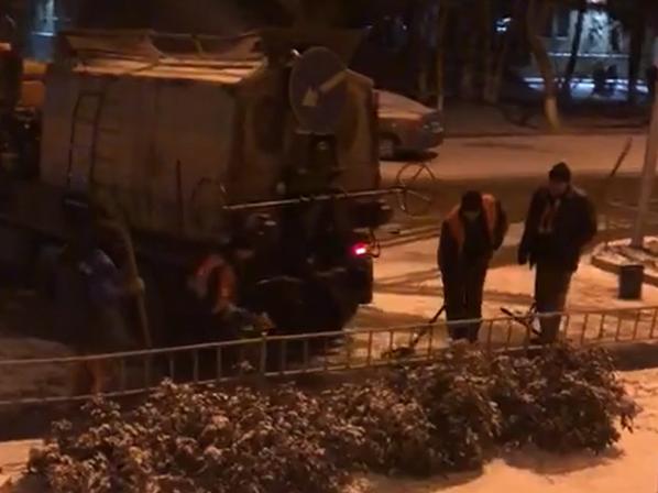 Ремонт дорог Ставрополя производится в экстремальных условиях