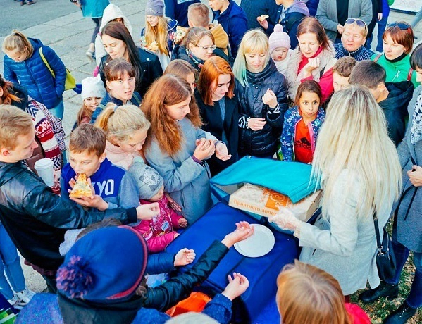 Масштабный «Фестиваль туризма» пройдет на Александровской площади в Ставрополе