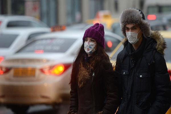 «Гонконгский» грипп пробил эпидпорог наСтаврополье