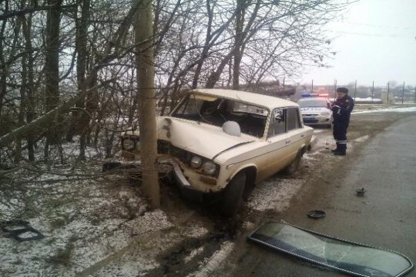 ВСтаврополе нетрезвый шофёр пытался сбежать отавтоинспекторов
