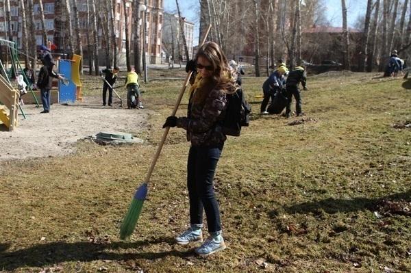 ВСтаврополе 11марта состоится 1-ый весенний субботник