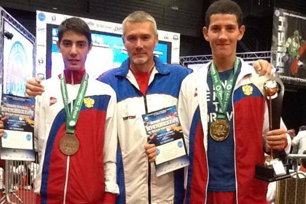 Кисловодский кикбоксер завоевал Золотую медаль наПервенстве мира вДублине
