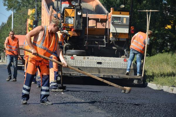 ВСтаврополе отремонтировали 9км дорог