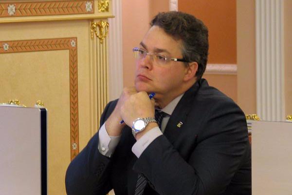 Принимать законы, побуждающие к развитию бизнеса, приказал губернатор Ставрополья