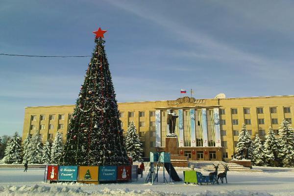 Вцентре Ставрополя закрыли автомобильную парковку из-за праздников