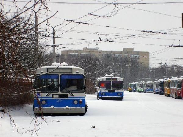 Наспасение ставропольского троллейбусного парка выделят 196 млн руб.