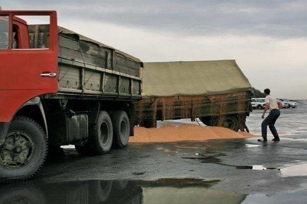 Ставрополец едва не потонул взерне