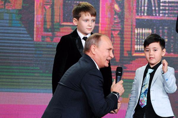 У Российской Федерации нет границ— Путин