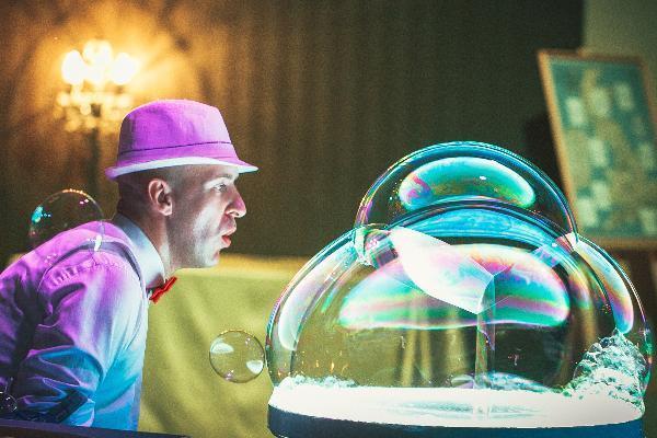 Шоу мыльных пузырей пройдет на Ставрополье