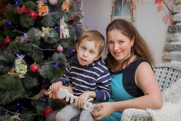 Окружающие осуждали меня за желание родить детей после появления в семье особенного ребенка, - многодетная мама Ольга Кочубеева