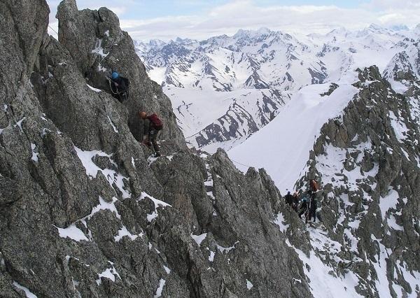 Ставропольская сборная одержала победу накраевой альпиниаде