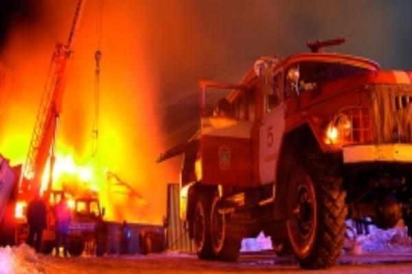 НаСтаврополье полыхает рынок наплощади 500 квадратных метров