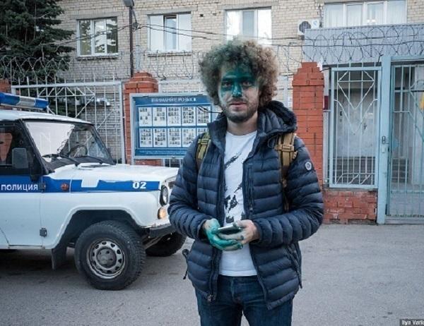 Пятерых участников нападения на блогера Илью Варламова в Ставрополе доставили в полицию