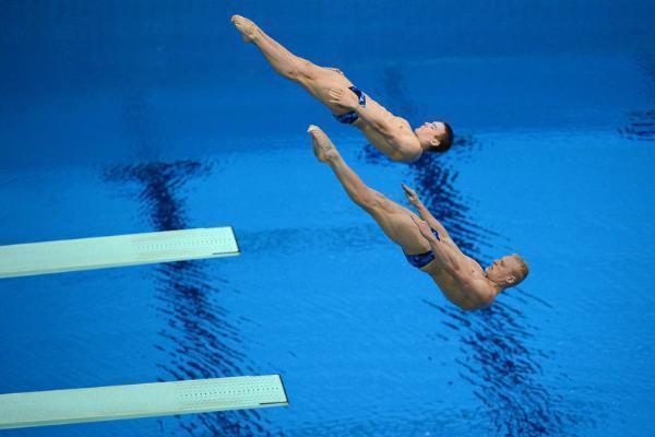 Ставрополец занял призовые места по прыжкам в воду в Пекине