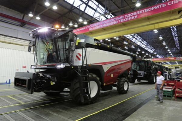 Ставропольским производителям сельхозтехники выделили финансовую помощь