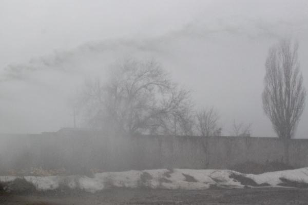 НаСтаврополье 26ноября прогнозируется гололёд итуман