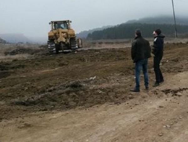 Пять гектаров самовольной свалки ликвидировали в Кисловодске