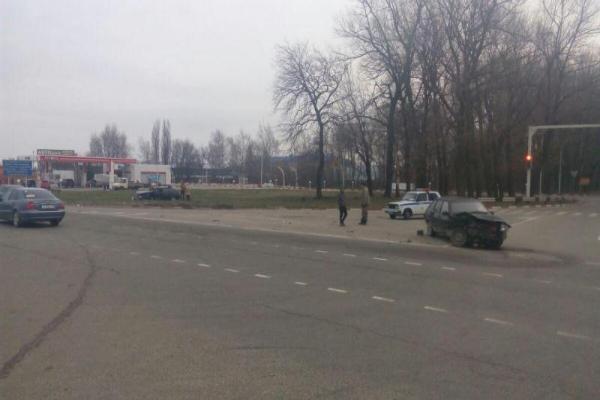 ВСтаврополе случилось ДТП: пострадали двое Ставрополье