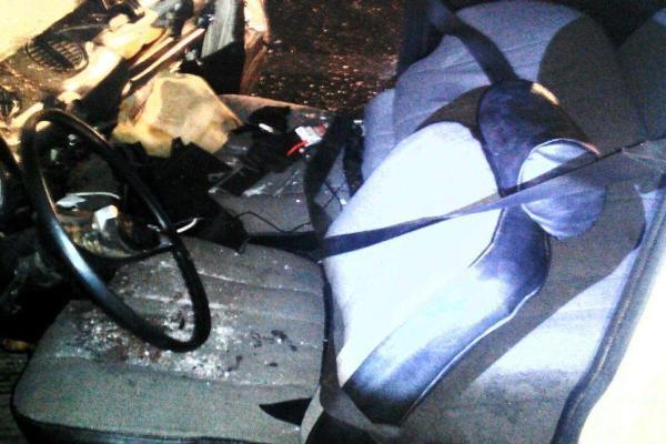 ВПредгорном районе нетрезвый шофёр спровоцировал смертельную автоаварию