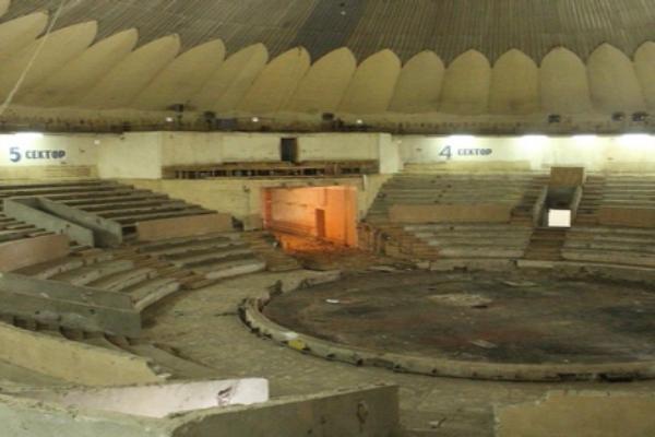 Кисловодский цирк отреставрируют за200 млн руб. косени