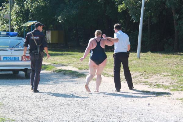 ВЕссентуках дебоширка-пловчиха сорвала турнир порыбной ловле «Клюет»