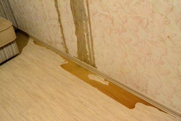 Капремонт крыши привел к потопу в квартирах ставропольской многоэтажки