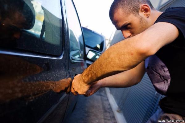 ВЕссентуках нетрезвый автоугонщик врезался впродуктовый магазин