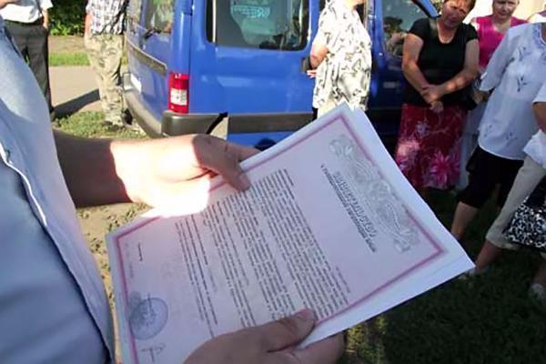 НаСтаврополье руководитель сельсовета присвоил 3 тысячи гектаров земли