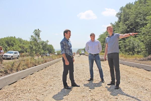 КДню города вЕссентуках построят четырехполосную автомагистраль