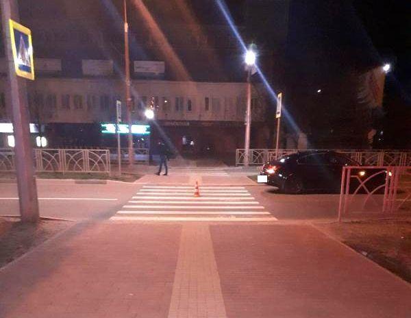 «Опель» проехал по ноге женщины на Ставрополье