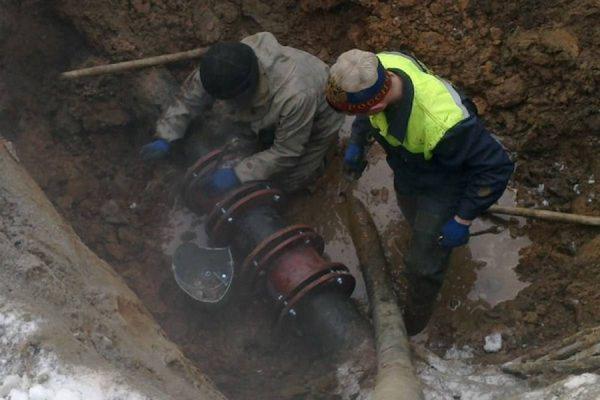 Профессионалы устранили трагедию наводоводе вМинеральных водах