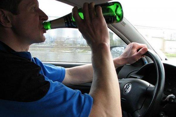 4,5 тысячи ставропольцев должны государству деньги за езду в пьяном виде