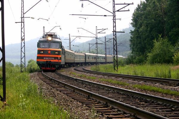 ВСочи железнодорожник извлек 3-летнего ребенка из-под поезда