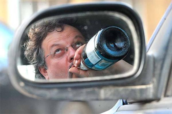 На трассах Ставрополья водители как ипрежде садятся нетрезвыми заруль