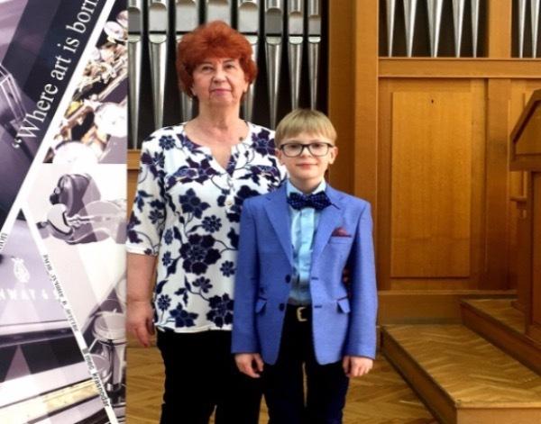 Девятилетний ставропольский пианист Эмиль Волков готовится покорять Европу