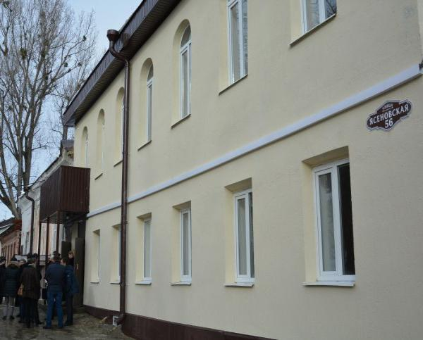 ВСтаврополе завершен ремонт пострадавшего отпожара многоквартирного дома