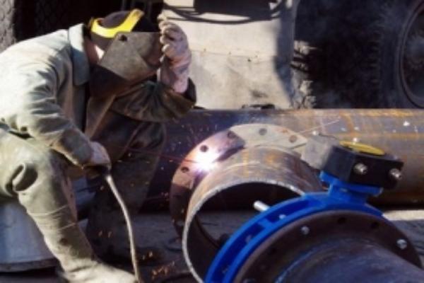 Село наСтаврополье осталось без воды из-за порыва водовода