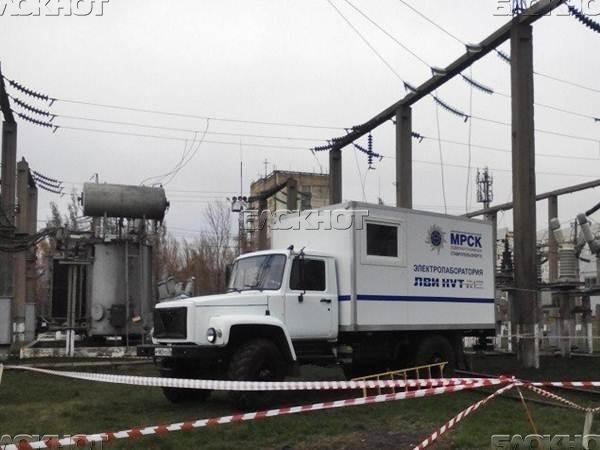На реконструкцию электросетей Ставрополя необходимо 200 млн рублей