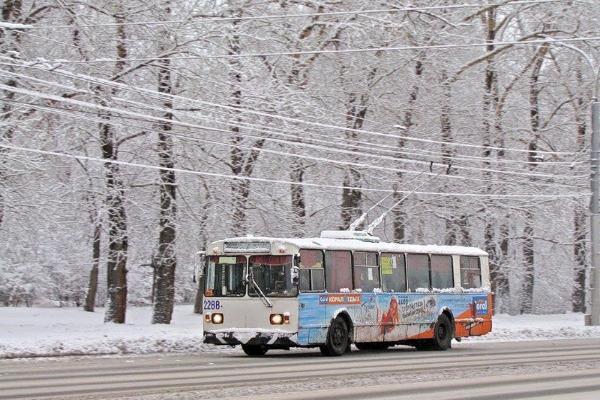 Троллейбусное предприятие Ставрополя каждый год теряет 72 млн руб