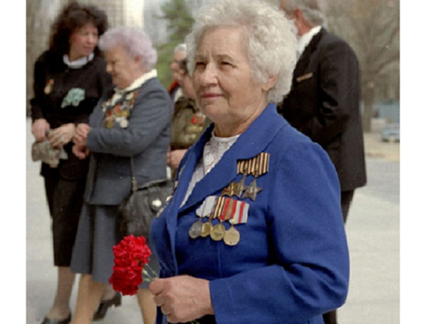 Заключительная женщина— полный кавалер ордена Славы СССР ушла изжизни вСтаврополе